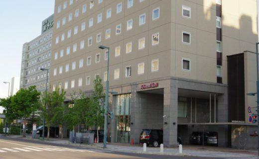 リッチモンドホテル 帯広駅前 外観