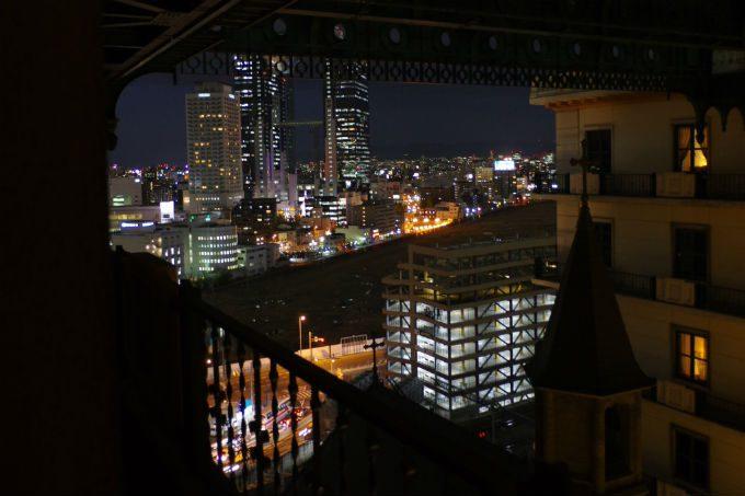 モントレ大阪 夜景