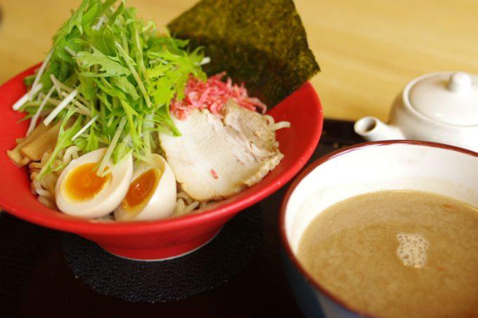 濃厚海老魚介つけ麺